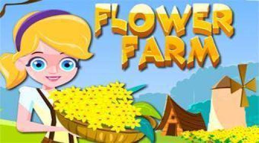 blumen bauernhof  flower farm  kostenlos spielen auf