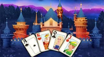 Schloss Solitaire Spiel