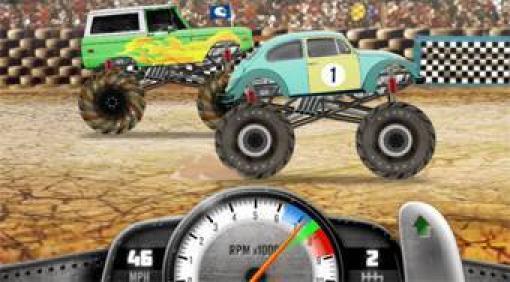 Monster Truck Spielen