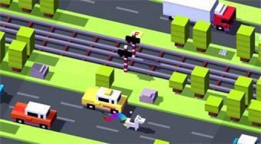 Crossy Road Spielen