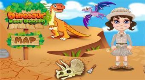dinosaur bone digging   kostenlos spielen auf topspiele.de