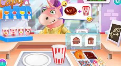 unicorns donuteria | kostenlos spielen auf topspiele.de