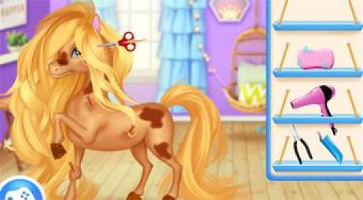 cute pony care  kostenlos spielen auf topspielede