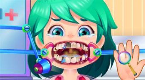 funny dentist surgery  kostenlos spielen auf topspielede