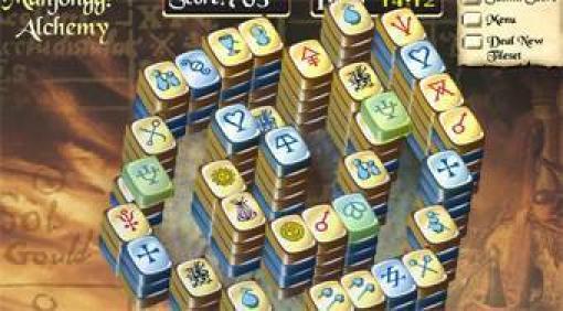 Kostenlos Spielen Mahjong Alchemy